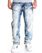 Men - Wild - Wash Denim Jeans