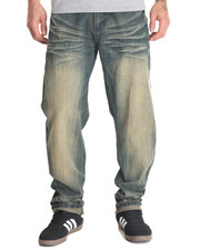 Basic Essentials - Bridge Flap - Pocket Denim Jeans