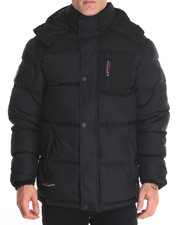 Outerwear - Heavy Weight Bubble Jacket
