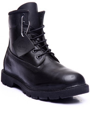 Timberland - Timberland Icon Smooth Black 6 - Inch Basic Boots