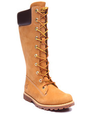 Timberland - Asphalt Trail Girls Classic Tall Lace Up Boots (12.5-3)