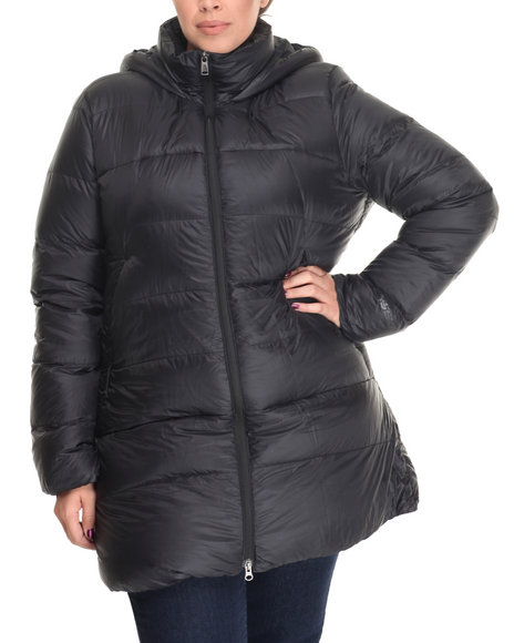 The North Face Women Polar Journey Parka (X-Large) Black X-Large
