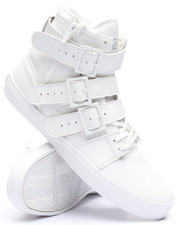 Footwear - Straight Jacket VLC Leather Sneakers