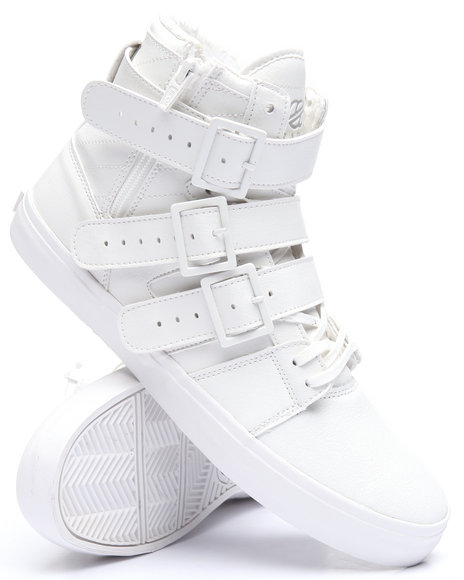 Radii Footwear White Sneakers