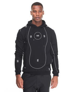 10.Deep - TARGETED HOODY