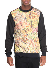 Men - Nuggs Sublimated Lightweight Crewneck Sweatshirt