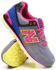 New Balance - 574 Outside In Collection Sneakers (3.5-7)