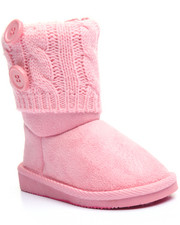Girls - SWEATER BOOTIES (5-10)