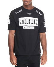 Buyers Picks - Citi Boyz Hoodflix High - Density Printed S/S Tee