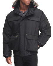 Outerwear - Frostmaster Bomber Down - Filled Coat