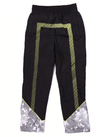 Lrg - Boys Black Aerodynamic Track Pants (8-20)