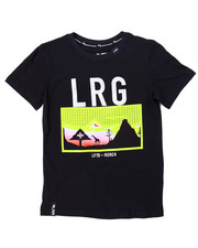 LRG - DAWN ON MOTHERLAND TEE (8-20)