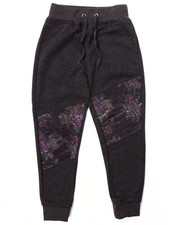 Bottoms - JOGGER W/ EMBOSSED CROC (8-20)