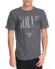 Men - Chicago Bulls Plexi S/S Tee