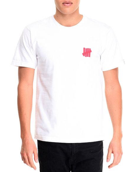 Undftd - Men White Shadow Boxing Tee