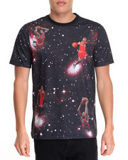 NBA, MLB, NFL Gear - Chicago Bulls Space Invader s/s tee
