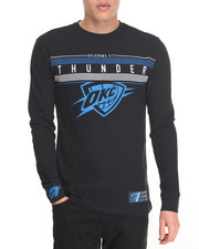 Men - Oklahoma City Thunder Midtown L/S Thermal shirt