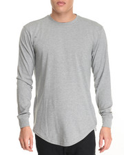 Men - Tee w Side Zipper