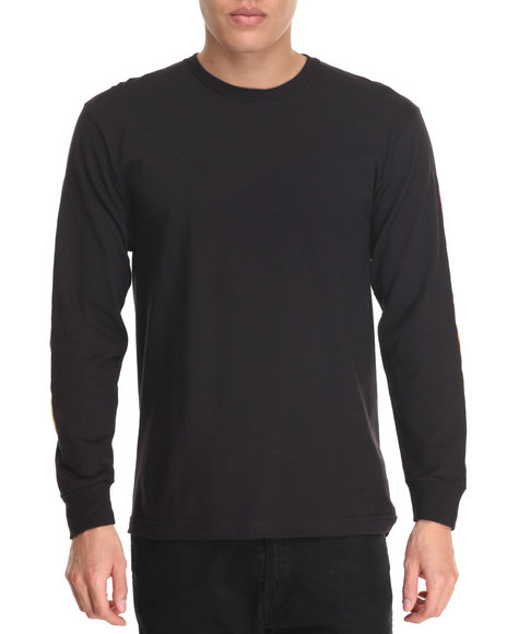 Undftd - Men Black Rapid Und L/S Tee