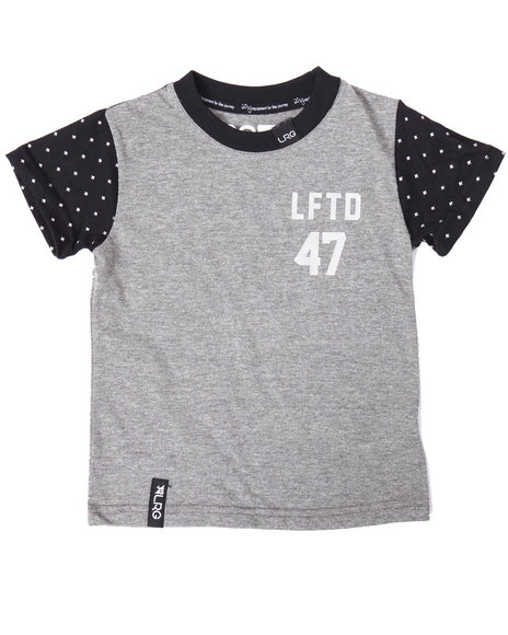 Lrg - Boys Grey 47Bit Tee (2T-4T)