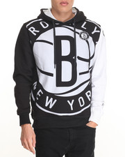 NBA, MLB, NFL Gear - Brooklyn Nets Pullover Hoodie