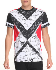 Men - Abstract Marble Tee