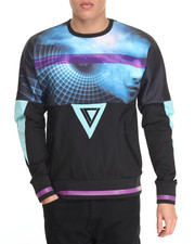 Men - Wireface Crewneck Sweatshirt
