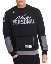 Men - Never Personal Crewneck Sweatshirt