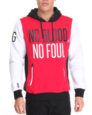 Post Game - No Blood No Foul Pullover Hoodie