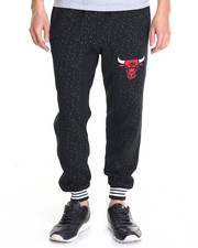 Jeans & Pants - Chicago Bulls Speckle Fleece Jogger