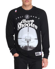 Men - Sharp Shooter Crewneck Sweatshirt