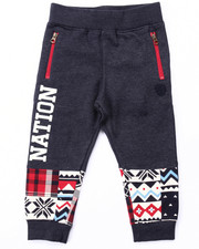 Bottoms - ARKTIK FLEECE SWEATPANTS (4-7)