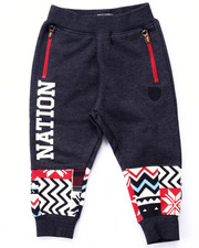 Bottoms - ARKTIK FLEECE SWEATPANTS (2T-4T)