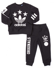 Sets - Mini Tracksuit (Infant-4T)