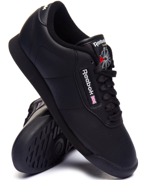Reebok - Women Black Princess Sneakers