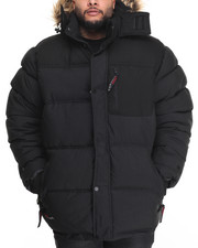 Outerwear - Heavy Weight Bubble Jacket (B&T)