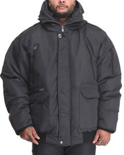 Outerwear - Everest 80/20 Down Filled Snorkel Bomber (B&T)