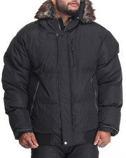 Heavy Coats - Summit Puffer Jacket (B&T)