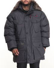 Outerwear - Appalachian 3/4 Multi - Pocket Snorkel Coat (B&T)