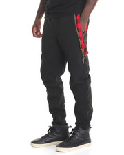 Jeans & Pants - Buffalo Plaid Pckt Sweatpants