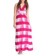 Women - Ombre Tie Dye Maxi