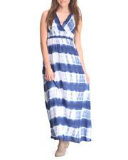 Dresses - Ombre Tie Dye Maxi