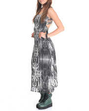 Women - Tribal Print Maxi
