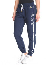 Bottoms - Stars & Stripes Slim Jogger