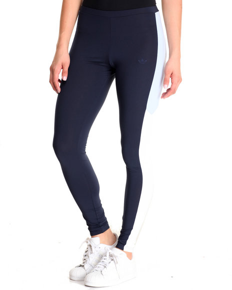 Adidas - Women Navy Helsinki Winterized Leggings