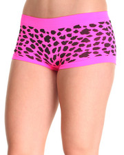 Intimates & Sleepwear - Animal Textured 3Pk Seamless Shorts