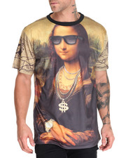 Men - Chillen Mona Sublimation S/S Tee