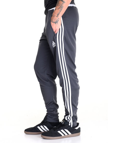 Adidas - Men Charcoal Tiro 15 Training Pants