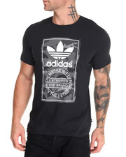 Adidas - Snow Camo Label S/S Tee