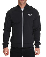 Men - Bonded Tech Superstar Track Top